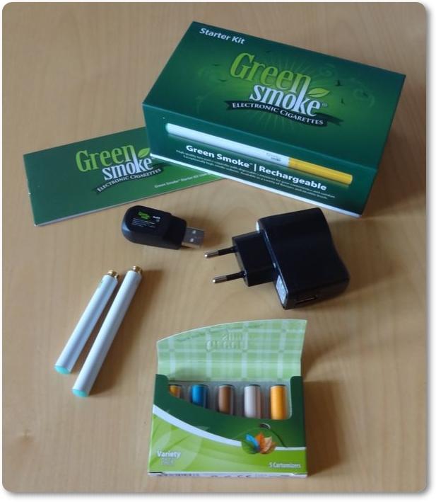 Greensmoke – der Test