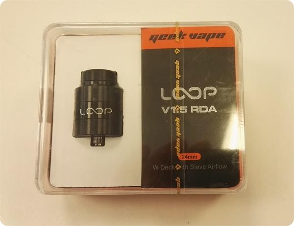 Loop 1.5 und VGOD – Tröpflertraum in schwarz